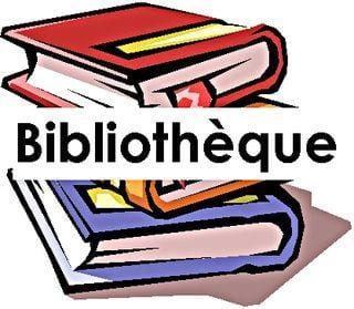 Nouveauté !!!! Votre bibliothèque est désormais aussi ouverte le samedi de 17h à 19h !!!