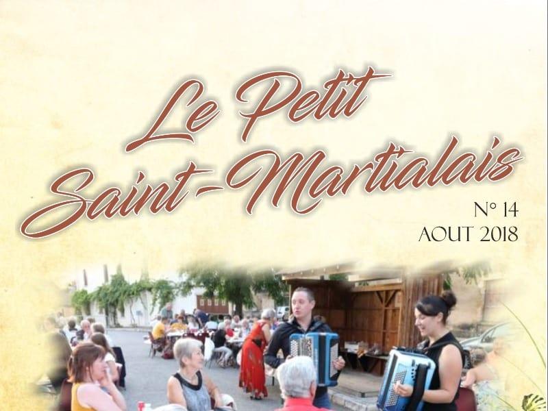 Le Petit Saint-Martialais no 14