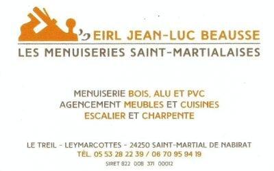 Menuiserie Jean Luc Beausse