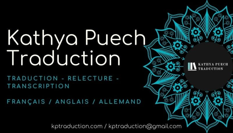 Kathya Puech Traduction
