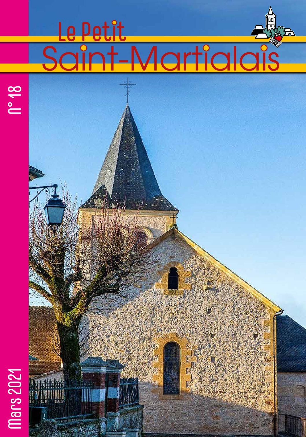 Le Petit Sant-Martialais n°18